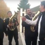 Beogradski trubači Tornado i Keba
